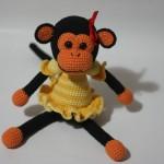 malá a velká opička