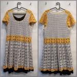 podzimní těhu šaty